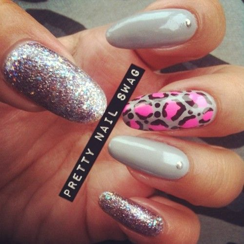 pretty nail swag