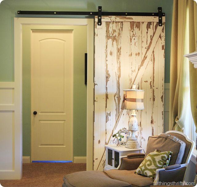 Old Barn Door Design