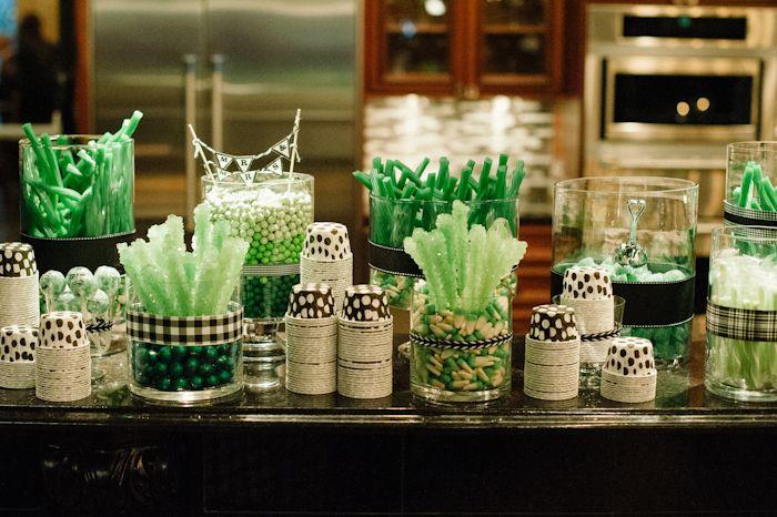Green & Black Candy Bar, Photo by Brett Heidebrecht.