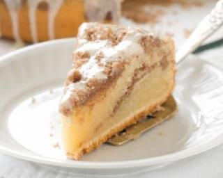 Gâteau économique au yaourt 0% à la crème café