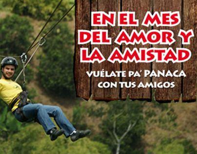 Echa un vistazo a este proyecto @Behance: \u201cCampaña Canopea Parque Panaca\u201d https://www.behance.net/gallery/11252137/Campana-Canopea-Parque-Panaca