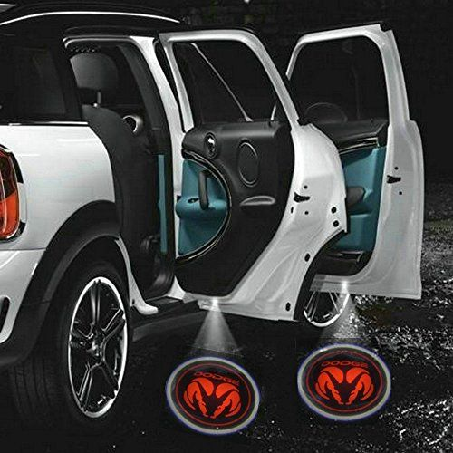 2 X 2014 Latest 6th Gen car door Shadow laser projector logo LED light for dodge all series challenger viper charger ram 1500 2500 3500 dart diesel power wagon sprinter dakota Nitro Bigfish http://www.amazon.com/dp/B00OG6M3EA/ref=cm_sw_r_pi_dp_RT4Xvb1ERSJW5