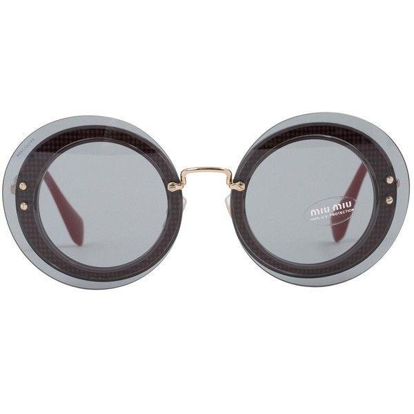 a1e56523938c Pre-owned Miu Miu Sunglasses (3