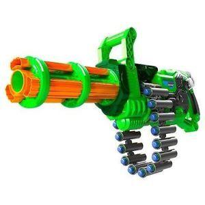 Foam Dart Machine Gun Motorized Automatic Blaster Kids Toy NEW Refill Nerf 70ft