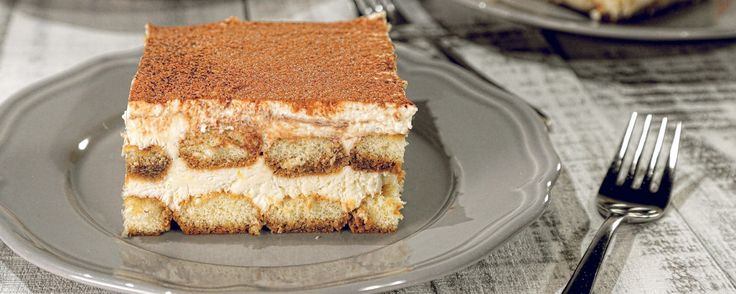 Make this classic Italian dessert at home!
