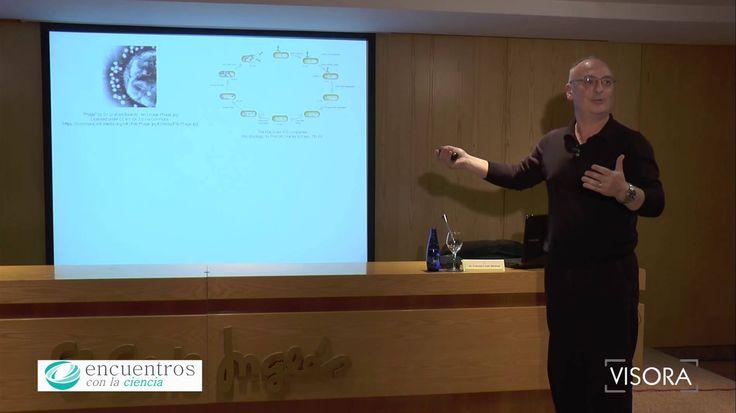 """""""Sistemas CRISPR-Cas, una revolución biotecnológica con origen bacteriano"""", Dr. Francisco M. Mojica"""