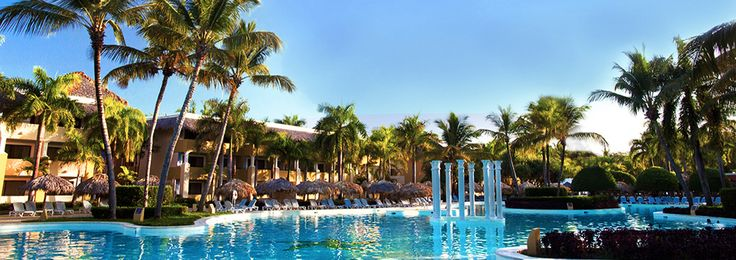 IBEROSTAR Costa Dorada All-Inclusive Resort is best known for its ample offerings of sports—scuba diving, snorkeling, kayaking, tennis, archery and basketball. But the scenery is no slouch either.