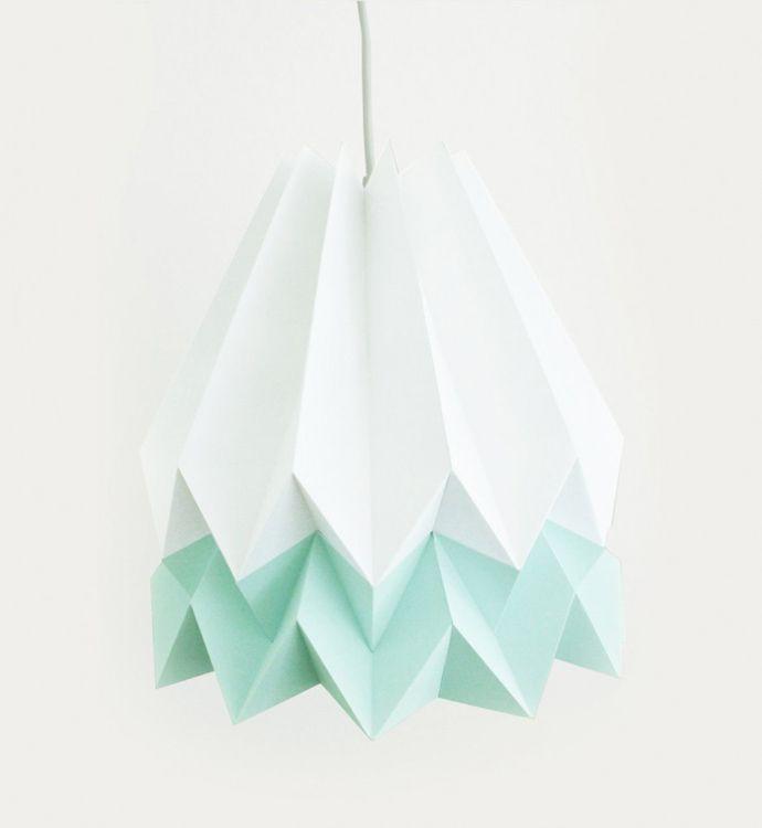 Lámparas de papel Orikomi - Ebom