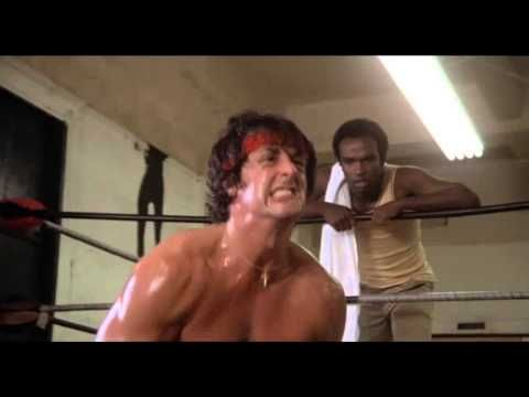 Rocky II Training Montage HD - YouTube