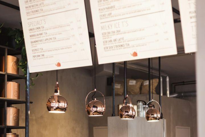 Куда пойти в Амстердаме: чайный бар T's