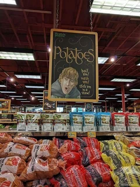 What every grocery store needs