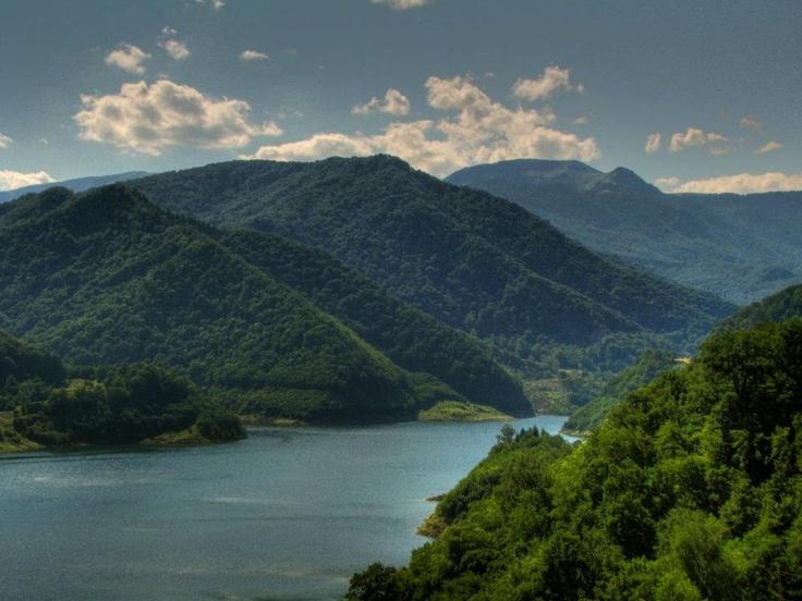 Siriu Lake Romania