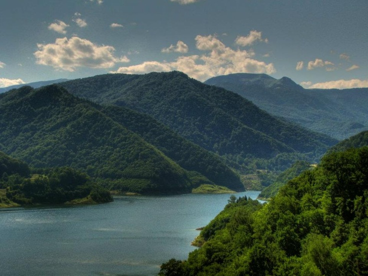 Siriu Lake Romania
