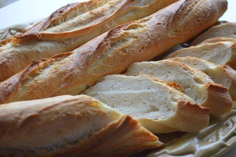 Tanulj meg sütni!: Bagett, dagasztás nélküli tésztából (DNK)
