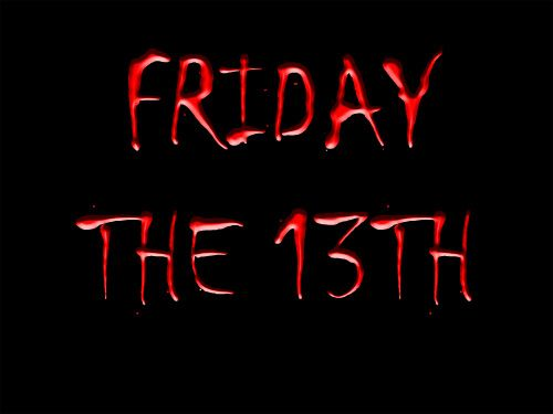 Friday The 13th Children Defecate On Tombstones.