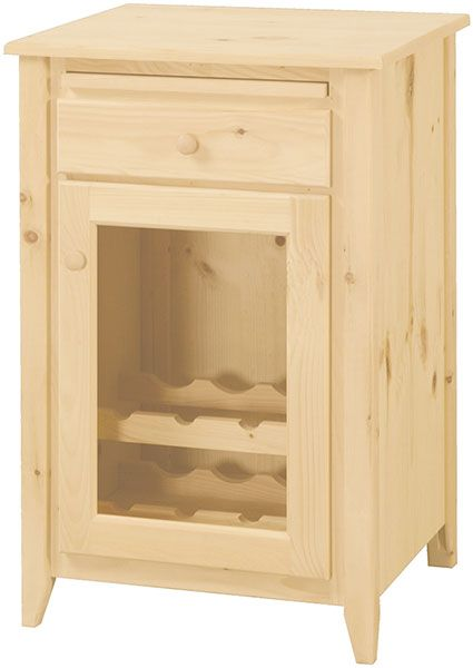 Shaker Wine Cabinet   Available in maple  oak or cherry  Features   adjustable shelf  Unfinished Wood FurnitureLog. 54 best Unfinished Wood Furniture images on Pinterest   Unfinished