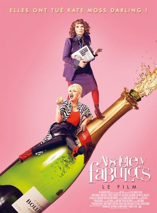 Watch->> Absolutely Fabulous: The Movie 2016 Full - Movie Online