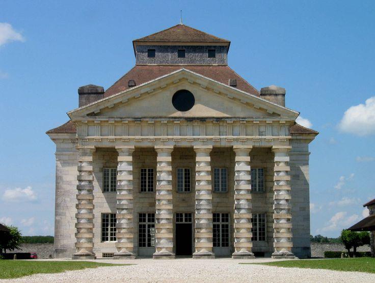 Royal Saltworks at Arc-et-Senans - Wikipedia, the free encyclopedia