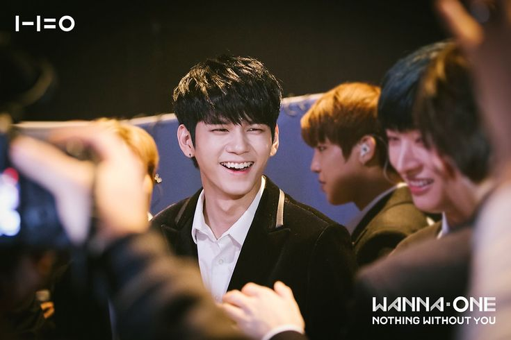 #WANNAONE Official pics 'Nothing Without You' - #Ong <3