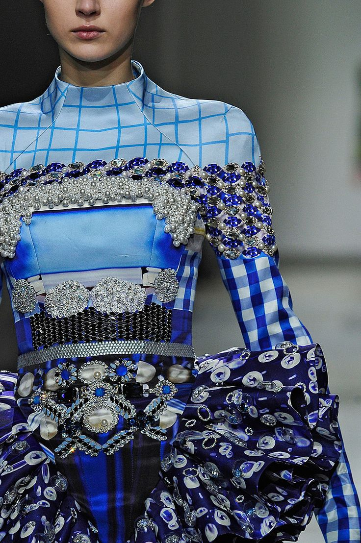 MARY KATRANTZOU FALL 2012 *3 Source ❈ www.vogue.com