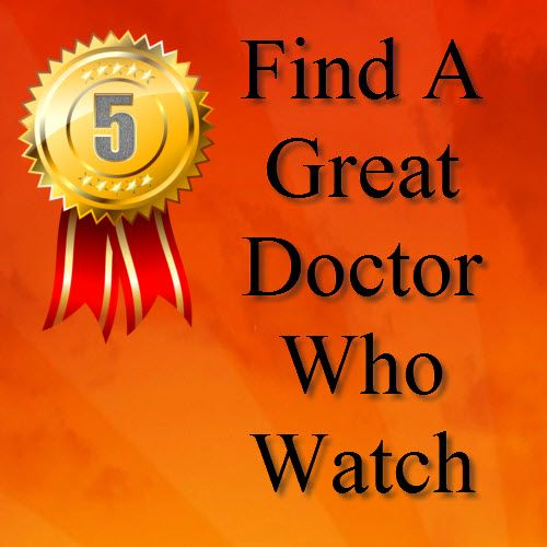 Top 5 Dr Who Watch Choice - The Best Doctor Who Merchandise