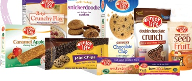 Awesome Allergy free foods, no dairy, soy, nuts or eggs etc- lifesaver for a elimination diet while nursing... or someone with allergies