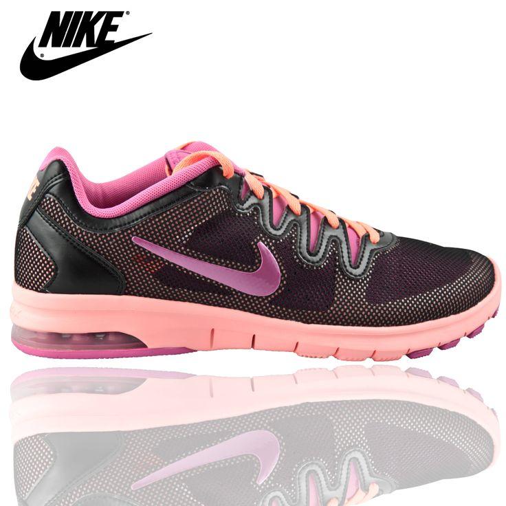 Nike Walking Shoes for Women   Nike Air Max Fusion Women\u0027s Walking Shoe  Black