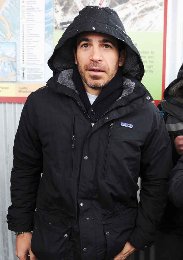 Here's a photo of alleged human actor Chris Messina. | Undeniable Proof That Chris Messina Is A Puppy