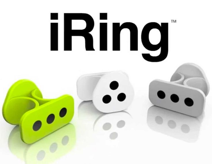 iRing is a motion controller that users can use hand movements to create effects in music.
