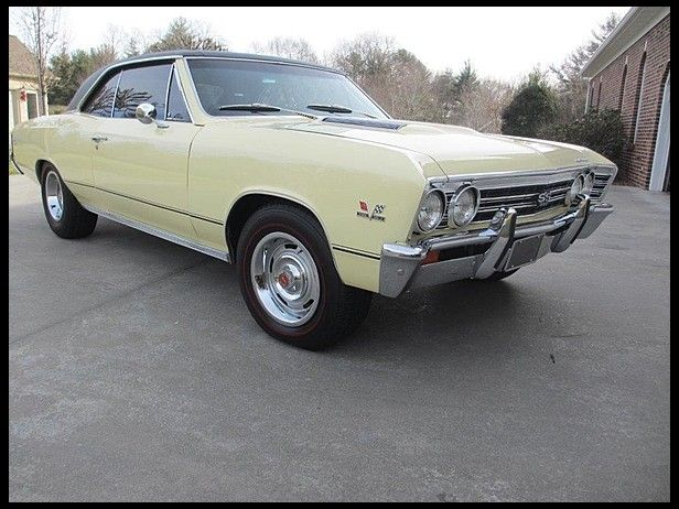 1967 Chevrolet Chevelle SS  396 CI, 4-Speed at Mecum Auctions