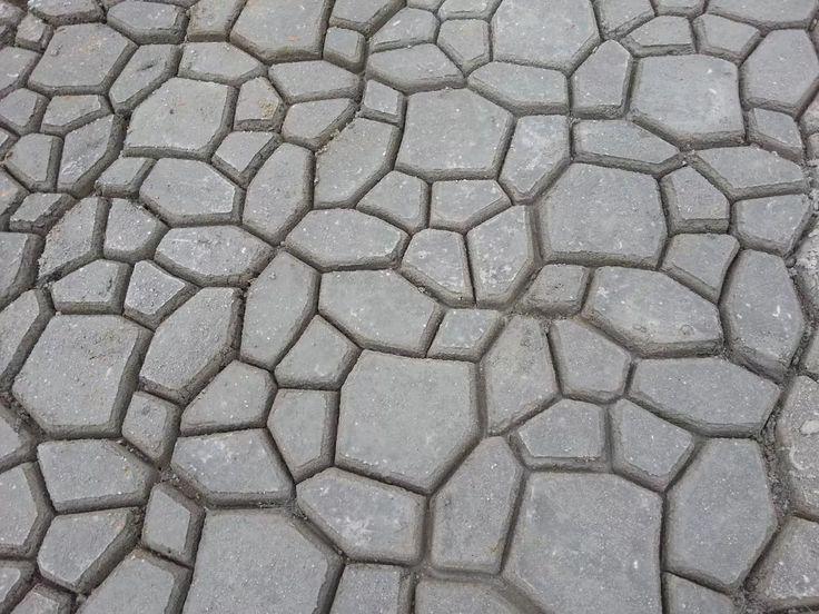 12 best aprende paso a paso a decorar paredes con - Moldes de cemento ...