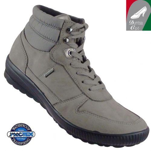 Imac vízálló női bőr cipő 43259 30056/017 taupe/barna