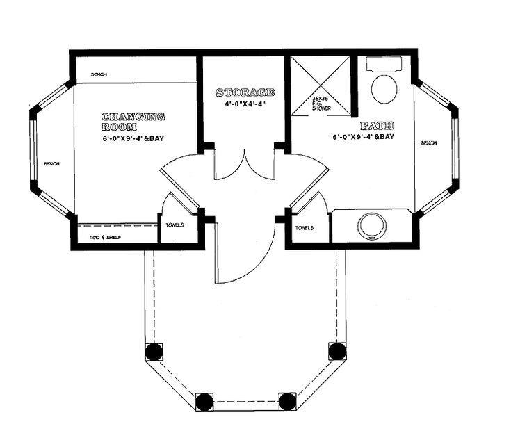 House Plans With A Pool 414 best home--floorplans: small spaces images on pinterest