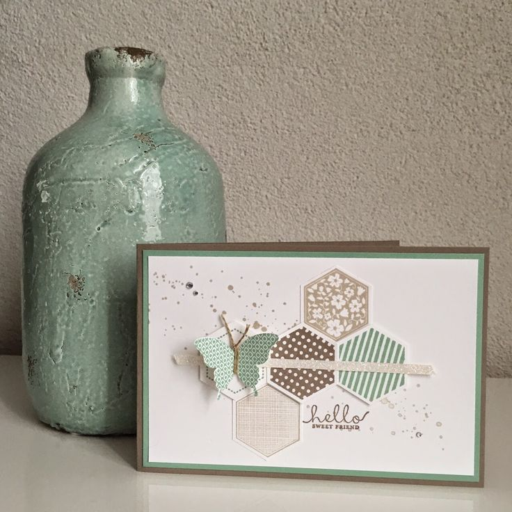 Bij Margriet; Stampin' Up! bestellen: Six-Sided Sampler + Simply Created Card Kit Happenings