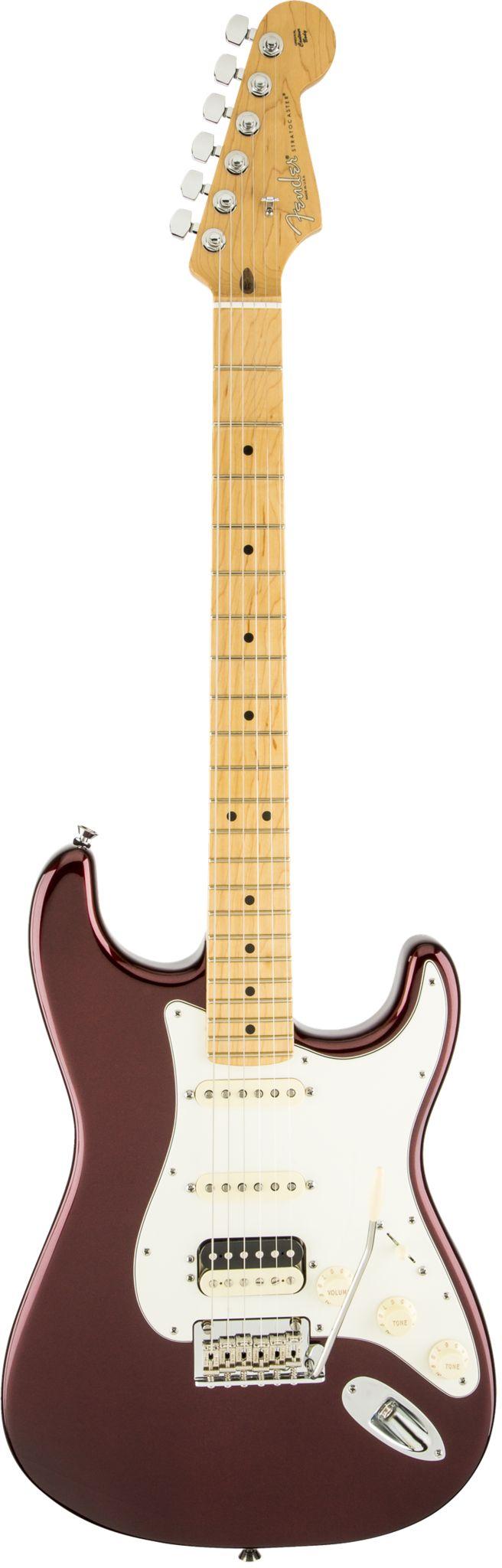 Fender American Standard Shawbucker Stratocaster HSS