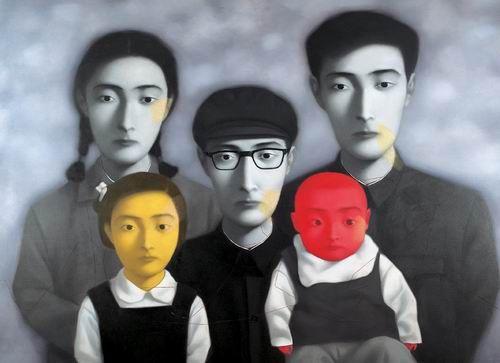 Zhang Xiao Gang.  De chine-informations.com