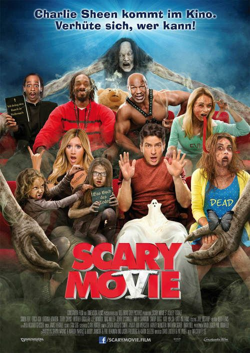 Watch Scary Movie 5 (2013) Full Movie HD Free Download