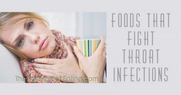 Foods That Fight a Throat Infection With the change of weather, there are a lot of people who are suffering with severe common colds...