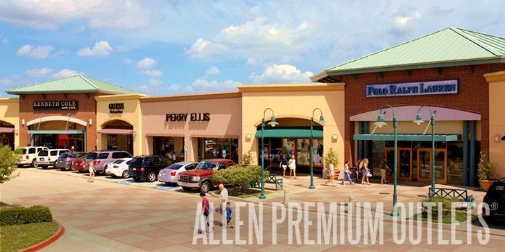 Allen Premium Outlets Allen Tx