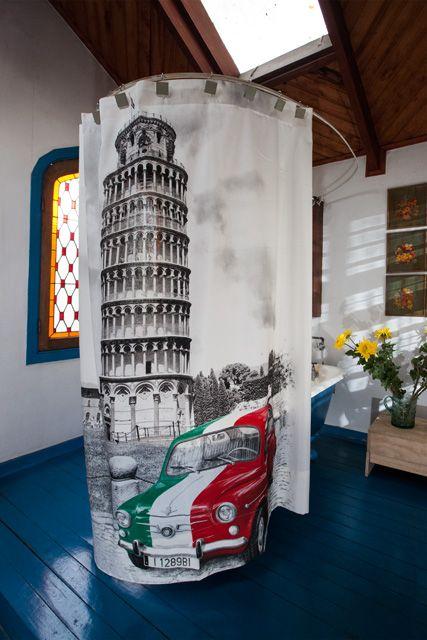 Cortinas De Baño Lindas:de 1000 imágenes sobre cortinas de baño en Pinterest