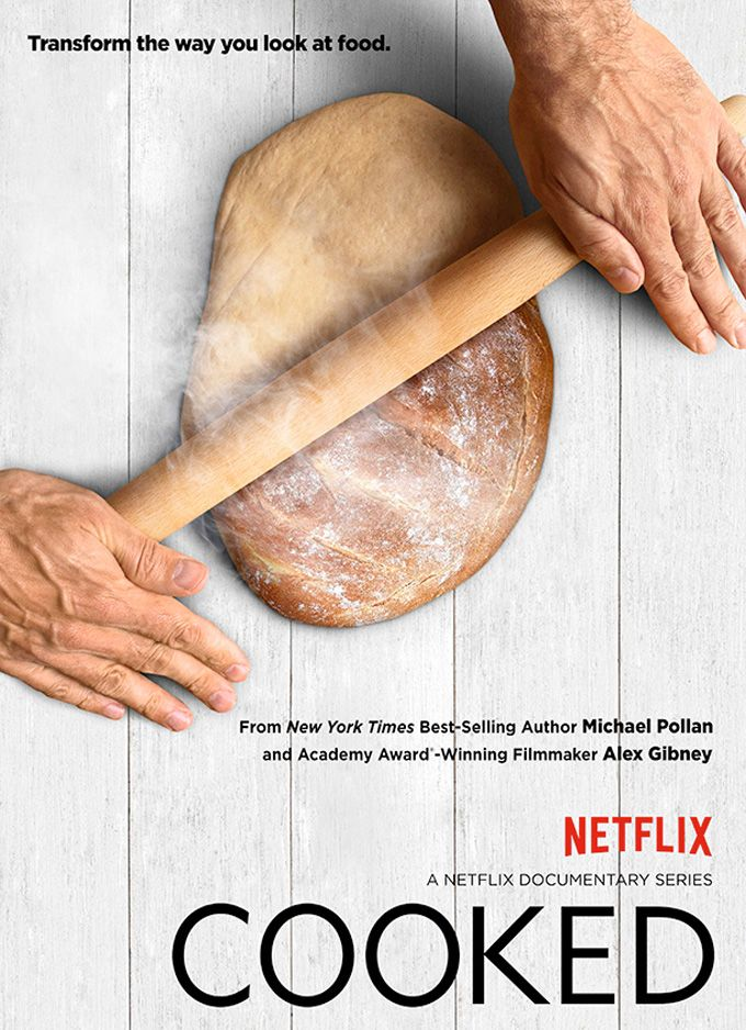 Cooked by Michael Pollan. On Netflix now. Super informative history of food and culture.