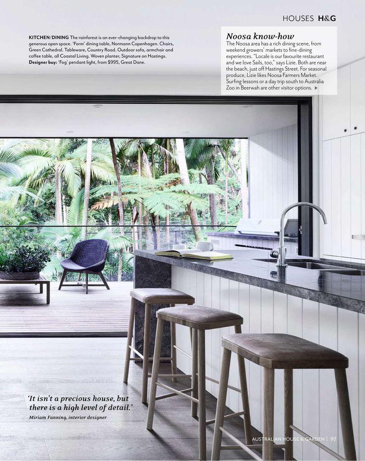 We love this Portsea Grey Kitchen from the talented @mimdesignstudio featured in @houseandgarden .  #cdkstone #portseagrey #portseagreymarble #naturalstone #naturalbeauty #naturesmasterpiece #designstyle #designinspiration #kitchendesign #kitcheninspiration