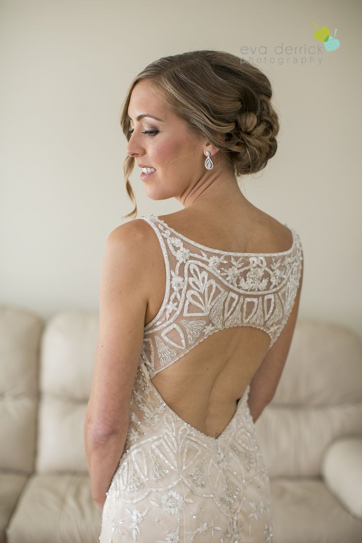 Maggie Sottero- Indiana, in gold