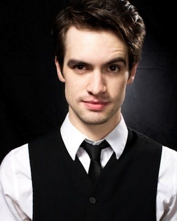 Quote of the Day: Panic! Frontman Brendon Urie Talks About Being 'A Little Gay'