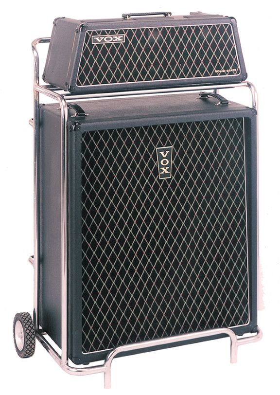 The VOX Showroom - The Vox Westminster Bass Amp