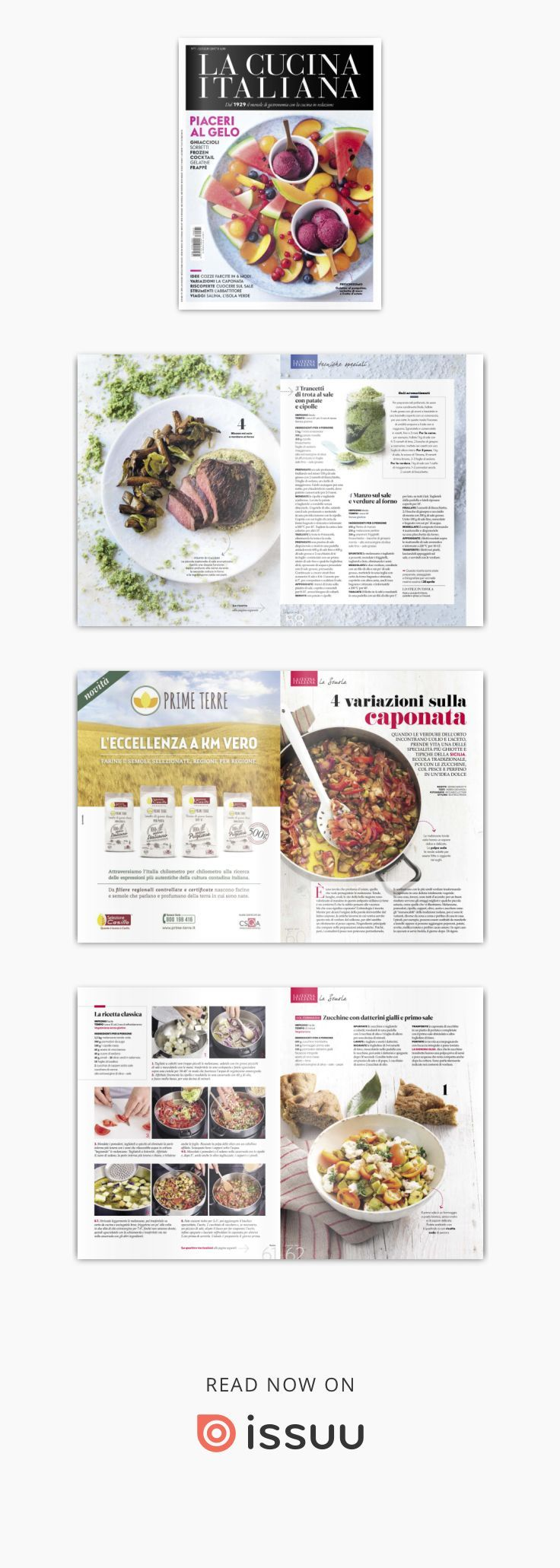 La cucina italiana 2017 07