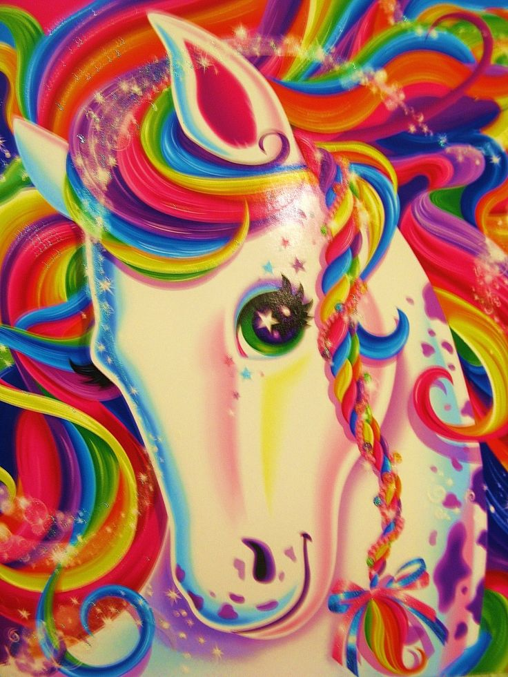 Pin Rainbow Lisa Frank Cake On Pinterest
