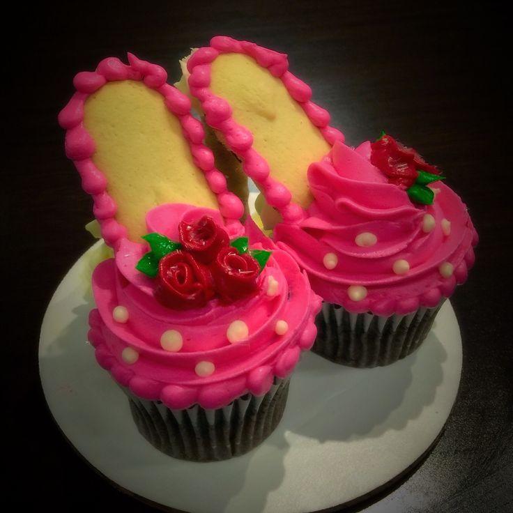 "Happier / Makaylah Sparkles: ""Cupcake high heel shoes, feeling ..."