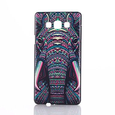 Samsung Galaxy A7 - Back Cover - Speciaal ontwerp - Samsung mobiele telefoon ( Multi-color , Plastic ) 2016 – €2.93