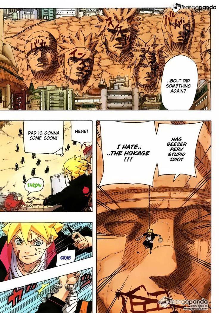 Naruto 700 - Read Naruto Manga Chapter 700 - Page 13 online - Page 13 - NarutoBase